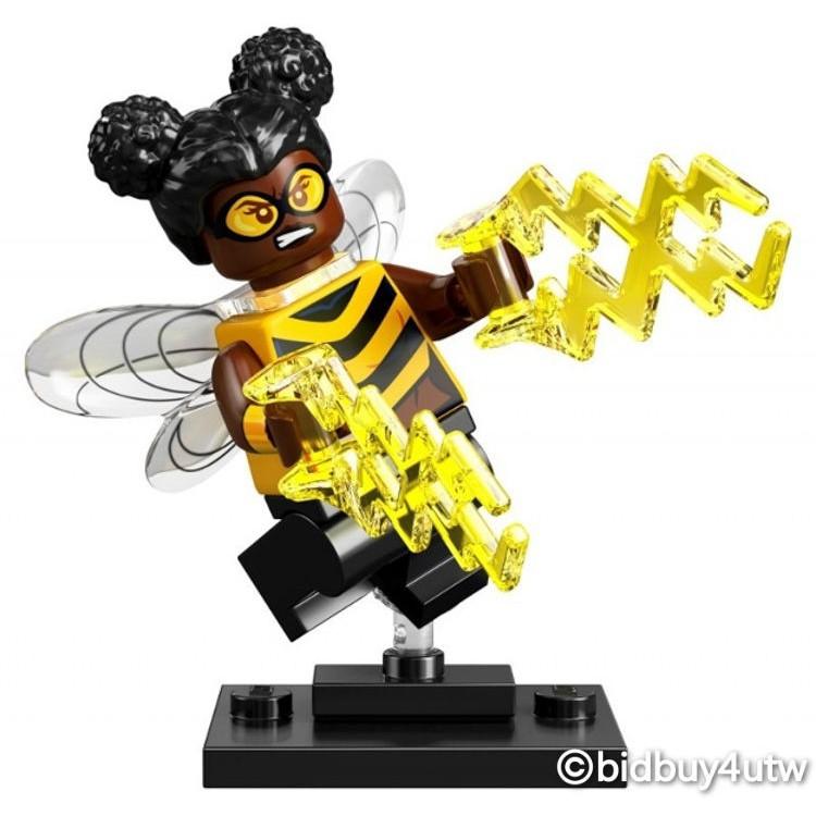 LEGO 人偶 71026-14 大黃蜂 人偶抽抽包系列【必買站】 樂高人偶