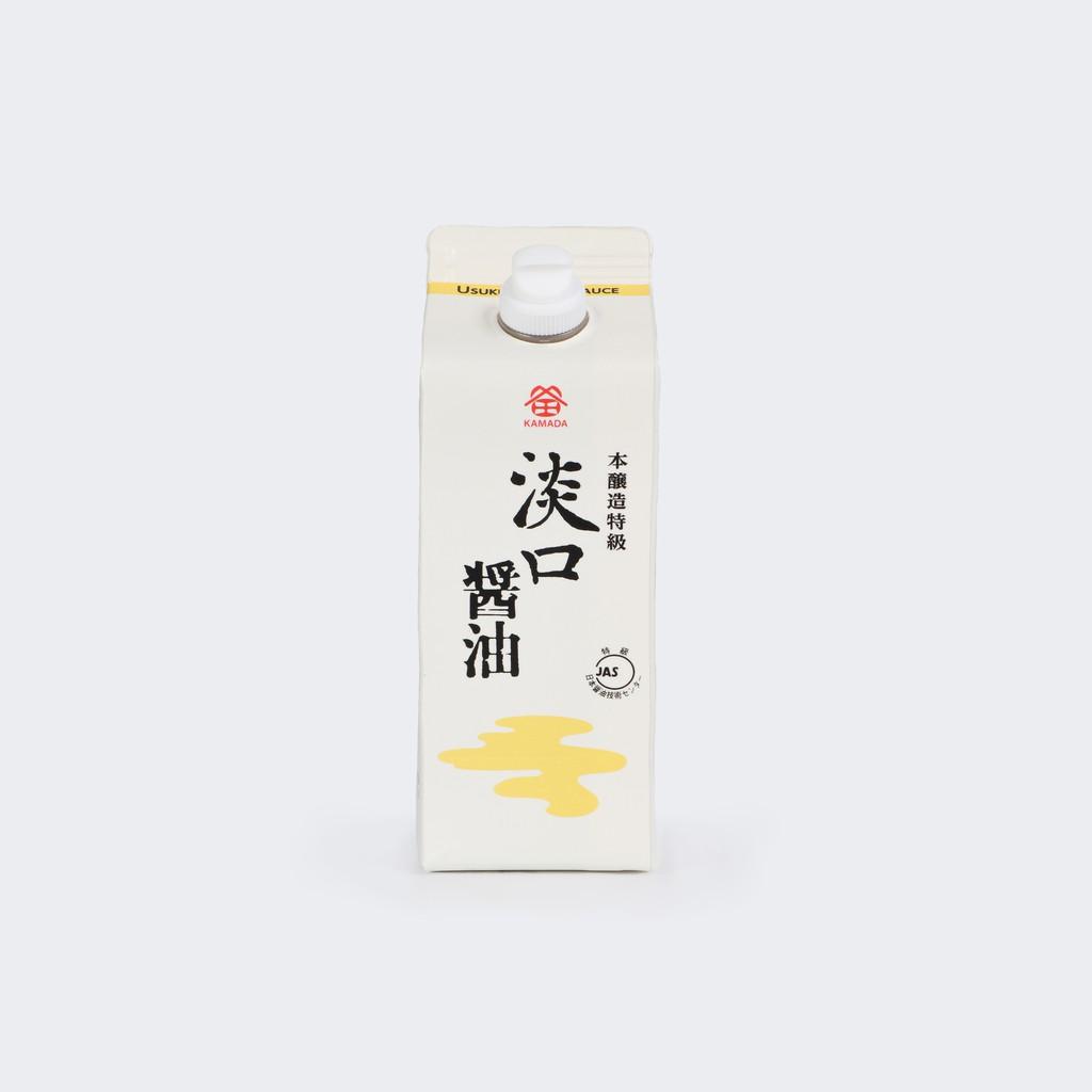 鎌田醬油 淡口醬油 500ml