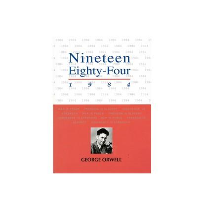 Nineteen Eighty-Four 1984/ORWELL, GEORGE eslite誠品