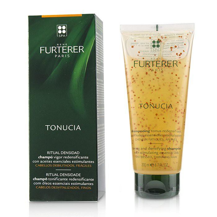 RF荷那法蕊 - TONUCIA麥蛋白駐齡髮浴(凌亂豐厚髮質)