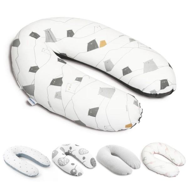 比利時 Doomoo 有機棉好孕月亮枕|孕婦枕|哺乳枕|授乳枕(10款可選)【麗兒采家】