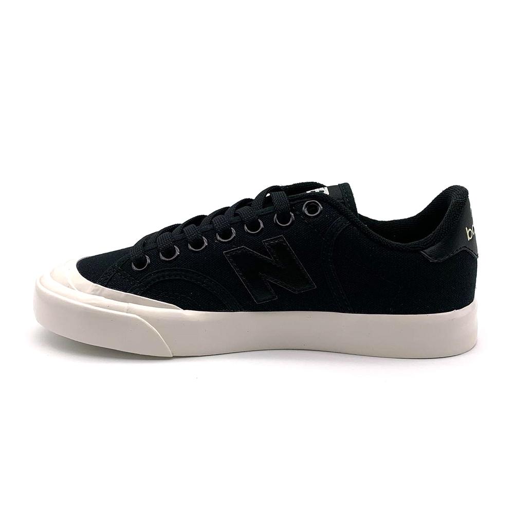 New Balance 男女復古滑板鞋 PROCTSEX-D 黑