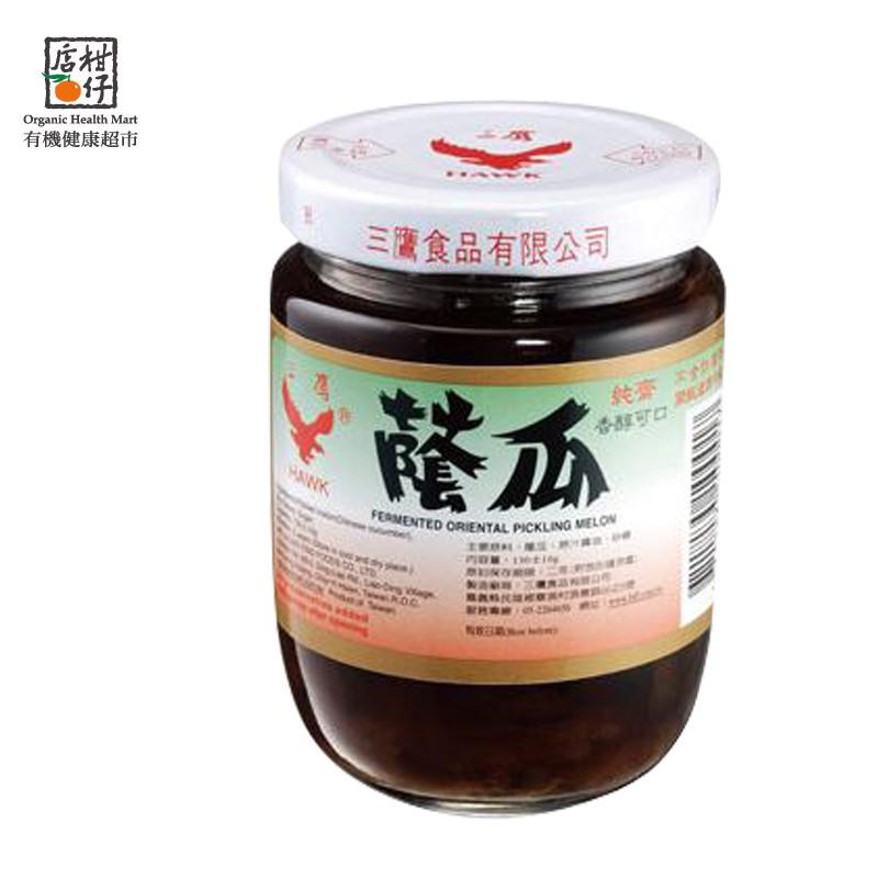 黑龍蔭瓜(180g/瓶)