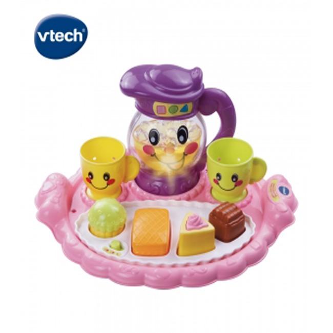 【麗兒采家】Vtech 歡樂午茶派對學習組