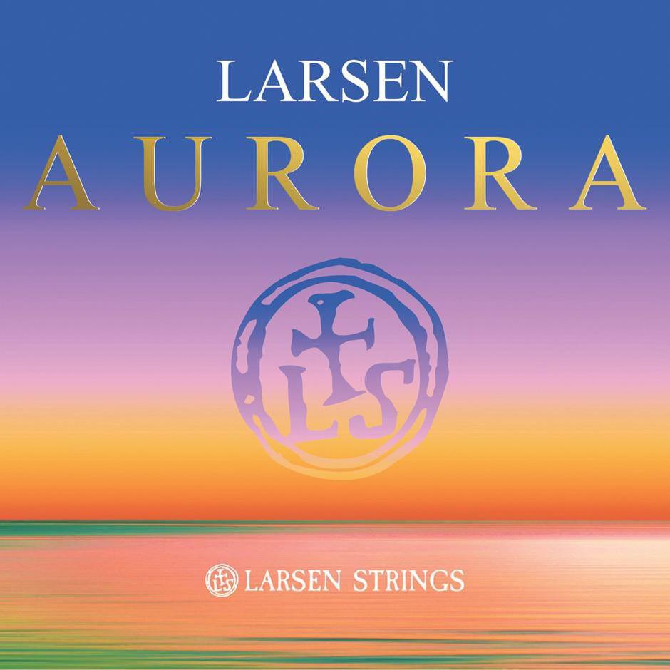 【路得提琴】LARSEN AURORA Cello Set 1/4大提琴弦 套裝 (含運)