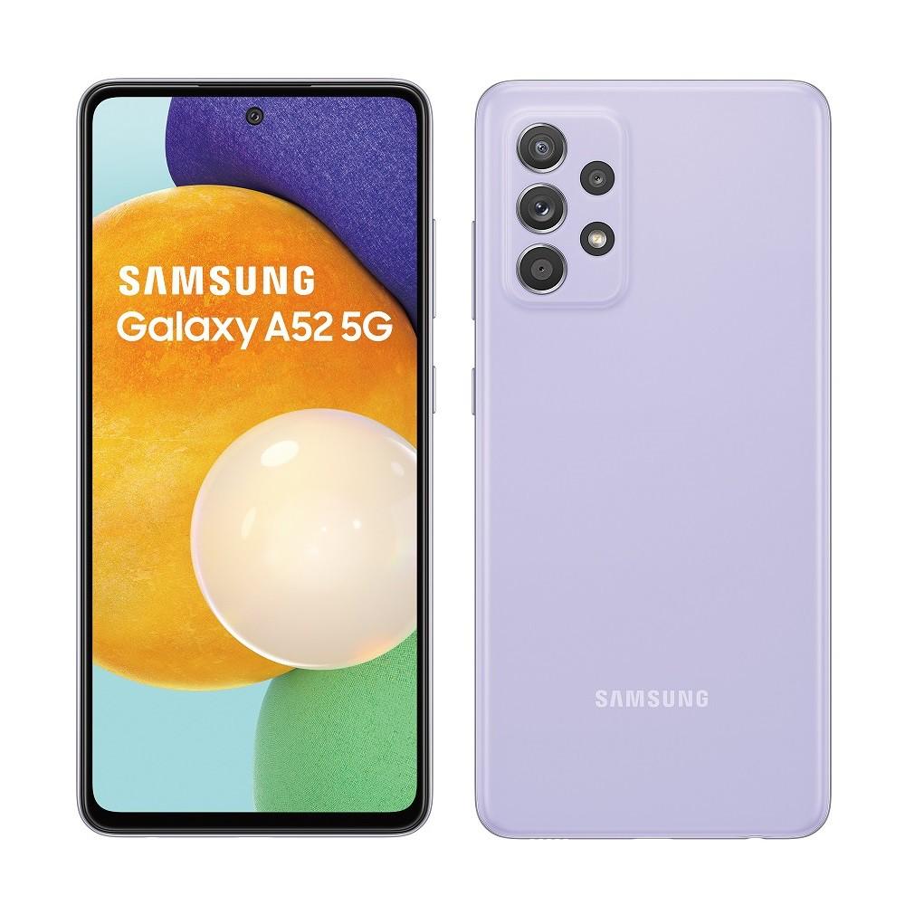 Samsung Galaxy A52 5G(8G/256G)6.5吋送三星玻璃貼IP67防水智慧型手機