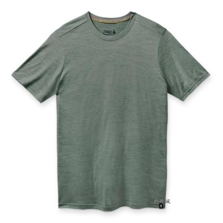Smartwool 男 Merino Sport 150 素面短袖T恤