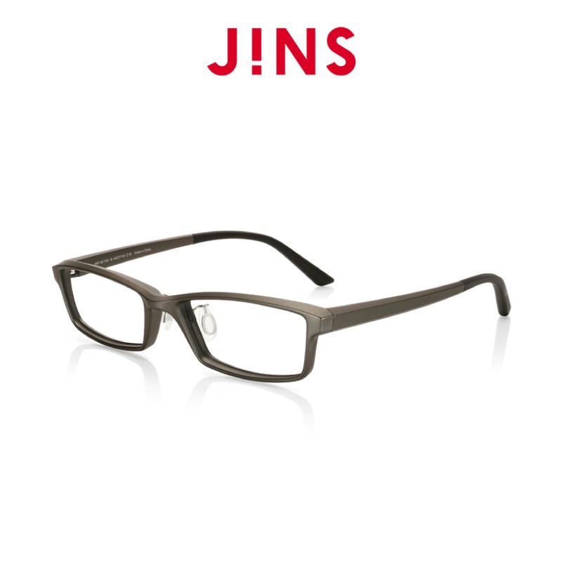 【JINS】 商務感輕量膠框眼鏡(特MRF-16S-173)