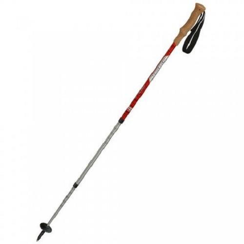 Komperdell 鋁合金軟木短握把避震登山杖 1742422-10