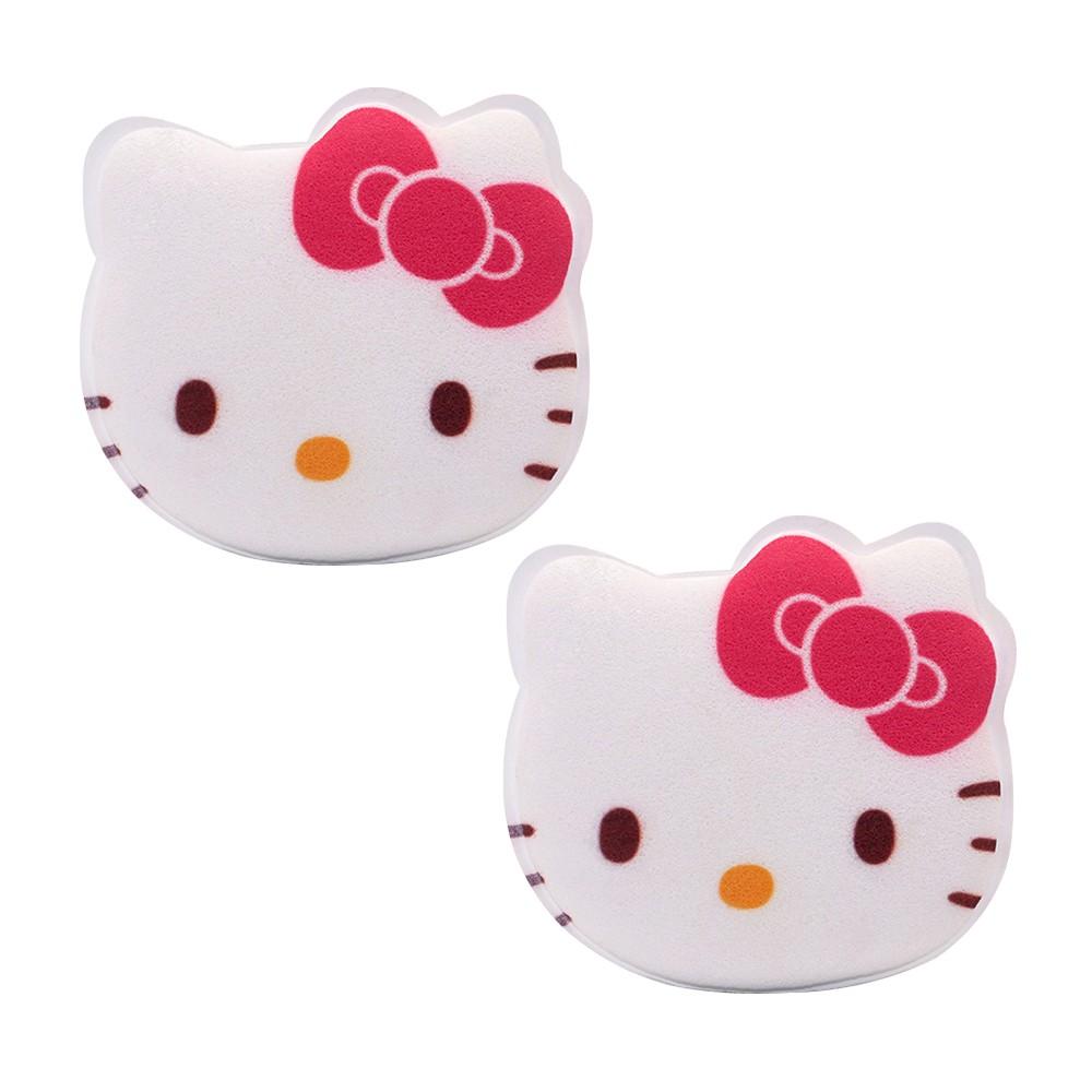 帕瑞詩Hello Kitty mini潔膚海綿2入【佳瑪】