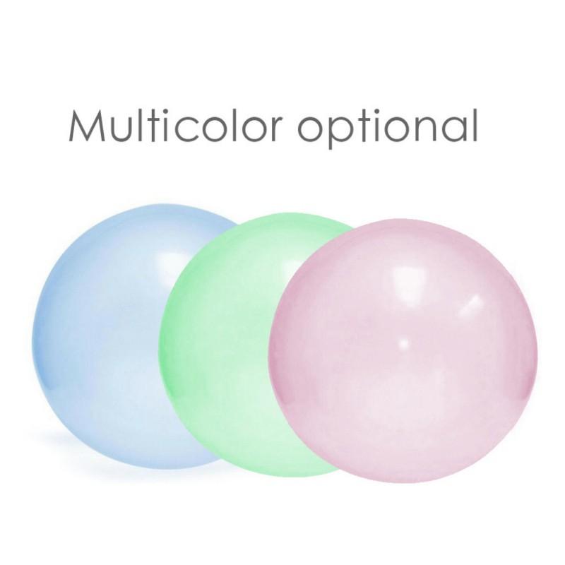 泡泡氣球 驚人的抗撕裂超級禮品 充氣球 戶外遊戲氣球【IU貝嬰屋】