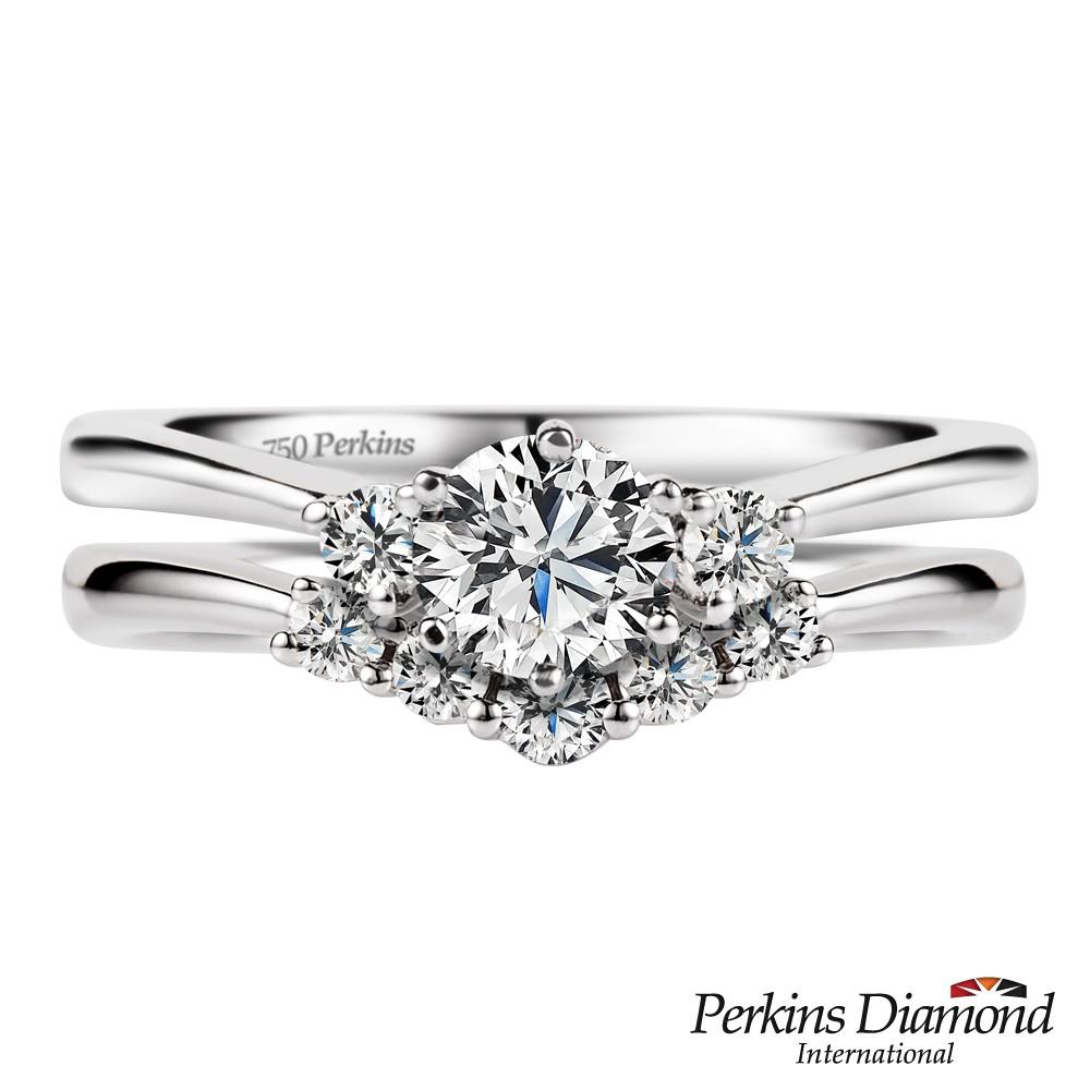 PERKINS 伯金仕 - GIA Joseph系列 0.30克拉鑽石戒指