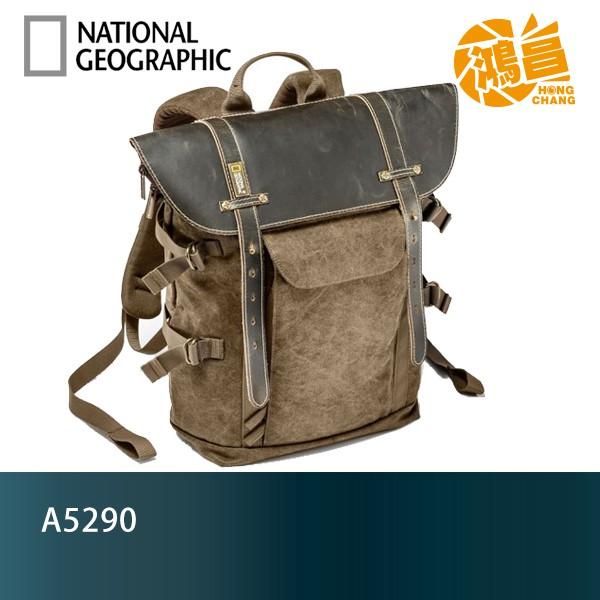 National Geographic 國家地理 NG A5290 白金非洲系列 中型後背包 相機包 公司貨【鴻昌】