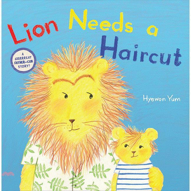 Lion Needs a Haircut【三民網路書店】(精裝)[79折]