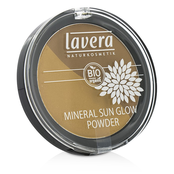 萊唯德 - 有機礦物古銅粉餅Mineral Sun Glow Powder