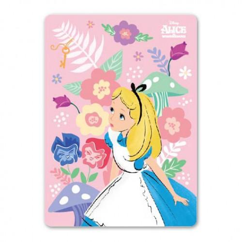 迪士尼系列墊板16K-愛麗絲 DPCP-1603D 夢遊仙境 桌墊 學習墊板【金玉堂文具】
