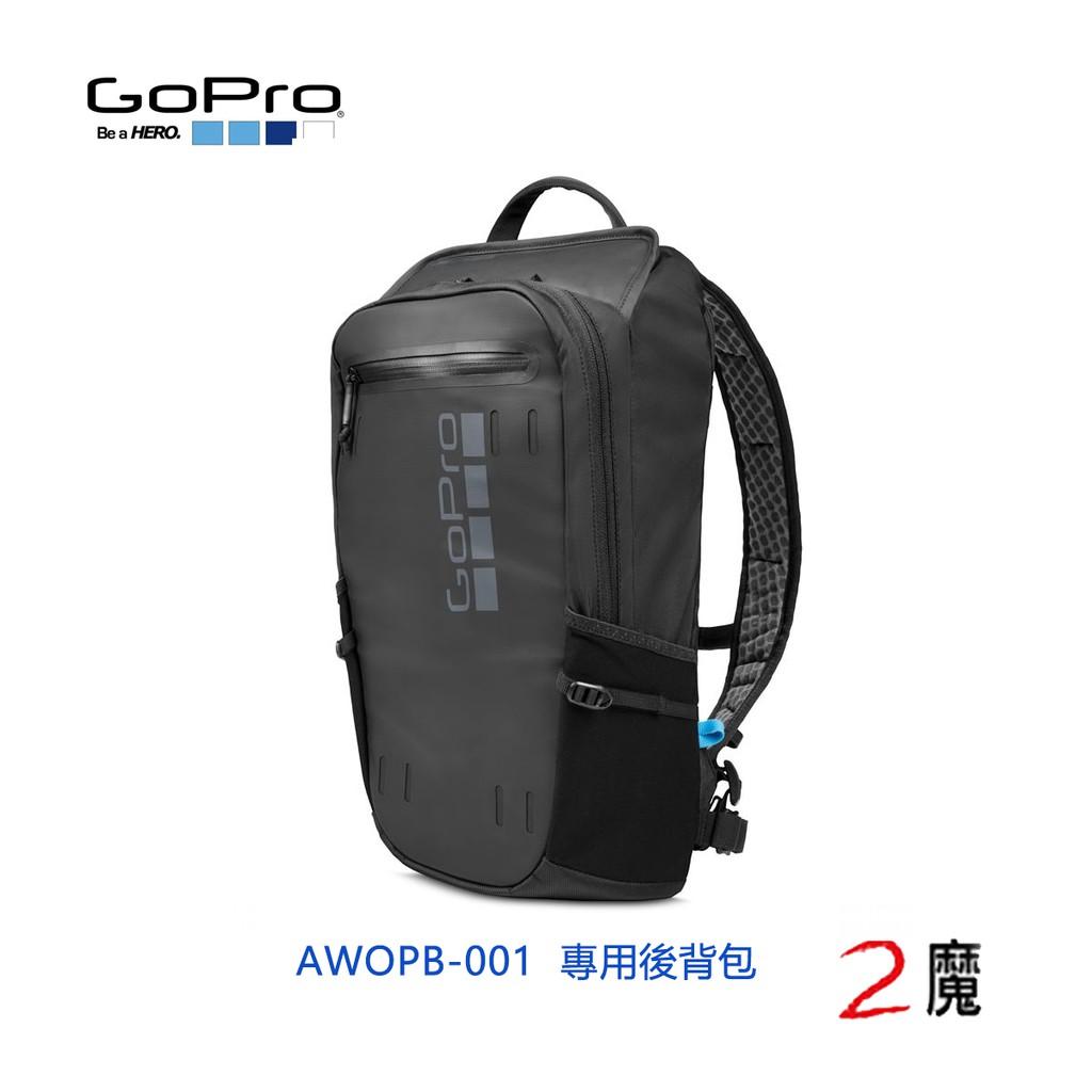 GOPRO 後背包(77) AWOPB-002 重量輕 耐惡劣氣候 多功能隔層 放置個人器具及GoPro產品