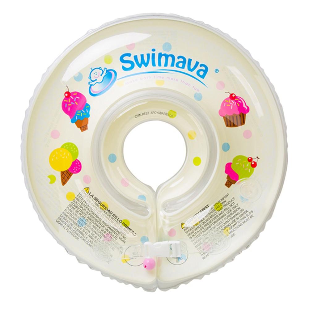 英國Swimava G1雪糕嬰兒游泳脖圈-標準尺寸