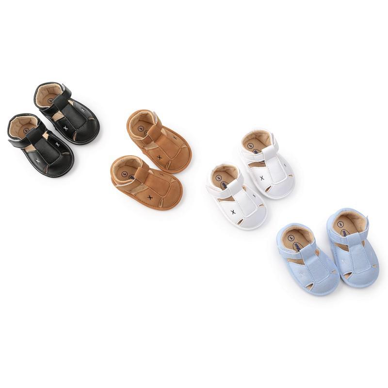 新款鏤空休閒軟底學步寶寶涼鞋【IU貝嬰屋】