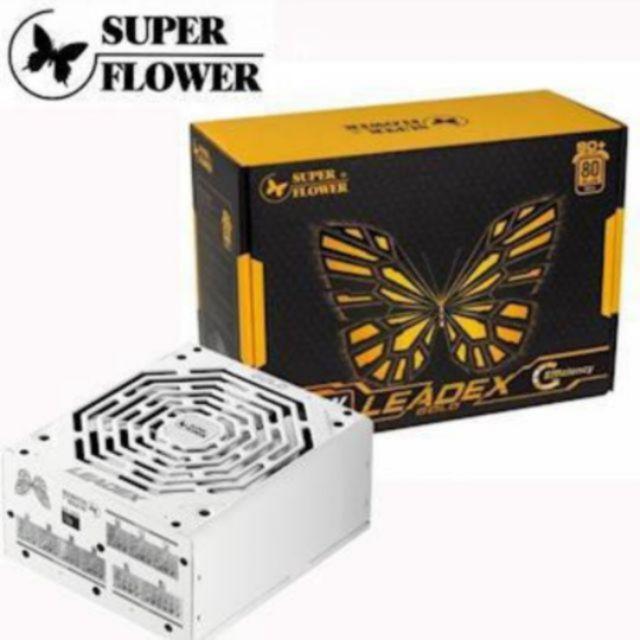 振華 Leadex 750W 80+ 金牌 全模組化 電源供應器 五年保固 (SF-750F14MG)
