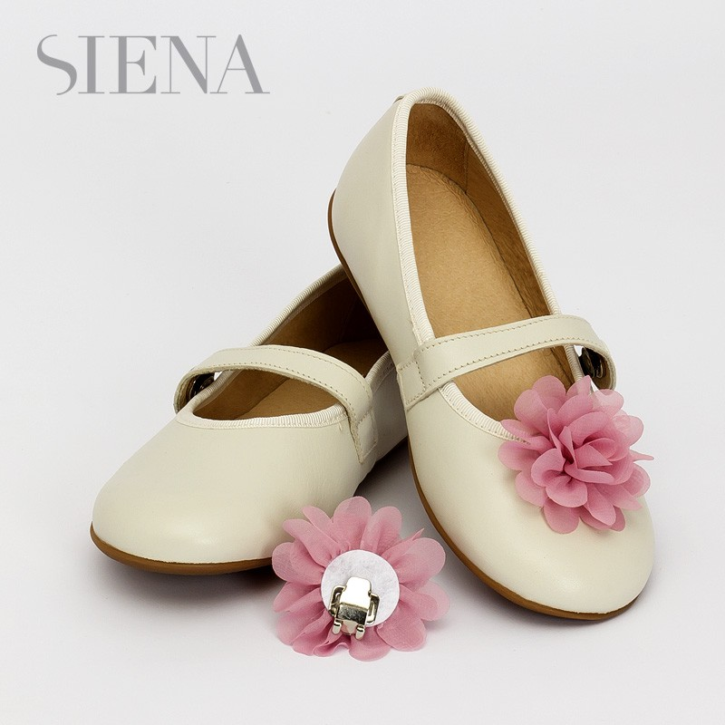 SIENA花朵鞋夾 by CND Select