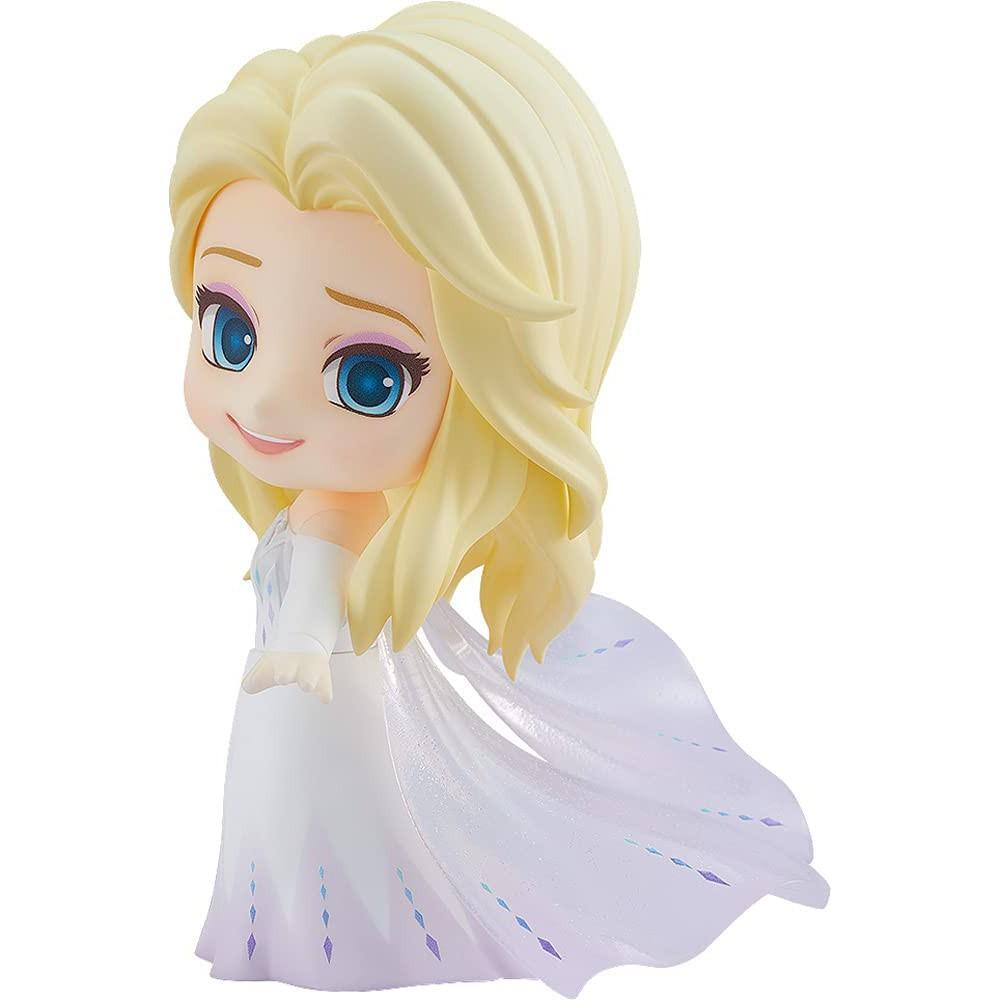 GSC 黏土人 1626 迪士尼 冰雪奇緣2 艾莎 Epilogue Dress Ver. [預購]2022年1月