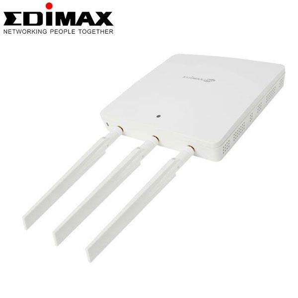 Edimax WAP1750 高功率 PoE+ 壁掛式 AC1750 無線基地台 同步雙頻無線 RADIUS 網路分享器