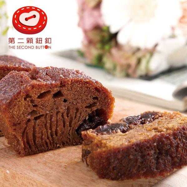 《第二顆鈕釦PU》黑糖麻糬蜂巢蛋糕 (270g/盒)(共兩盒)