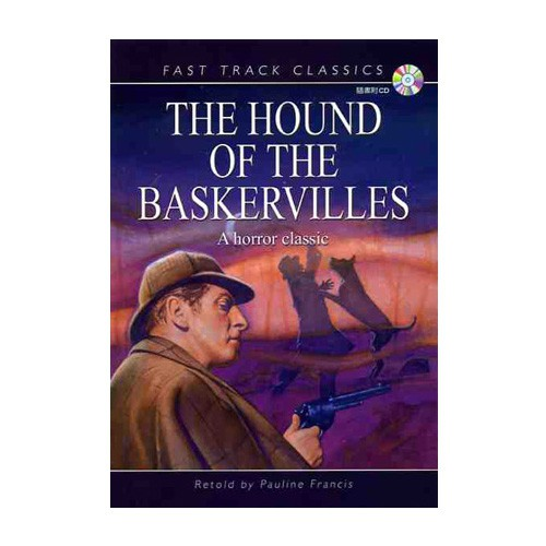 FTC: The Hound to the Baskervilles巴斯克維爾獵犬(with CD)