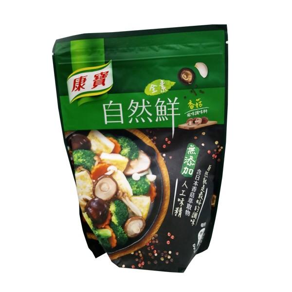 康寶自然鮮香菇風味調味料 180g 【大潤發】