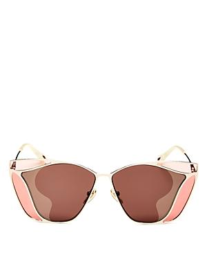 Chloe Women's Geometric Sunglasses, 59mm