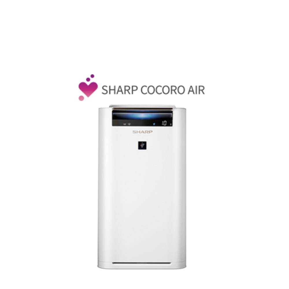 SHARP |  14坪 AIoT空氣清淨機 KC-JH61T-W