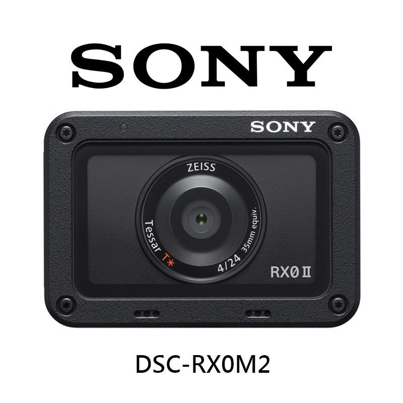 SONY 索尼 RX0 II 運動相機 小型相機 DSC-RX0M2 RX0M2 公司貨 酷BEE