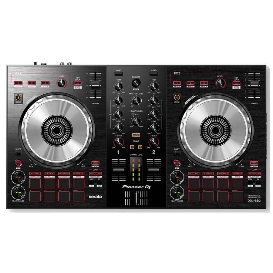 先鋒Pioneer DJ - DDJ SB3 + Serato帳號