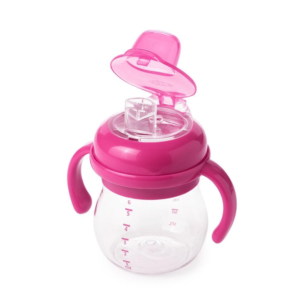 【OXO】tot 寶寶握鴨嘴杯 - 共4色《泡泡生活》水杯 替換嘴 無毒