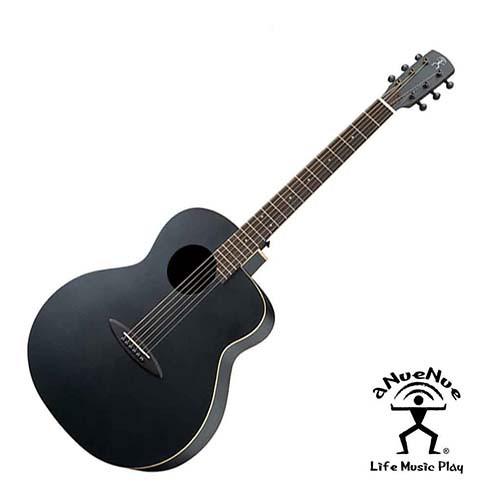 aNueNue 面單雲杉 鳥吉他 黑鳥 LL16 LL16E 附原廠袋 民謠吉他【他,在旅行】