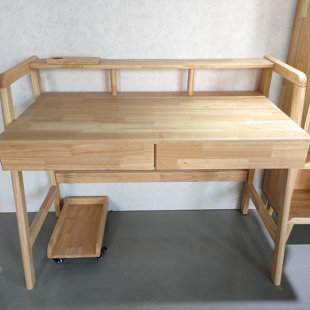 Cozy衛浴 鄉村橡木書桌 型號 1200書桌 尺寸 寬120x深60x高96cm (椅子另購)