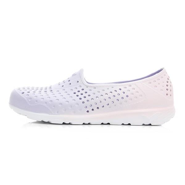 PONY【02U1SA09BH】TROPIC 水鞋 軟Q 防水 懶人鞋 洞洞鞋 女生尺寸 漸層紫粉