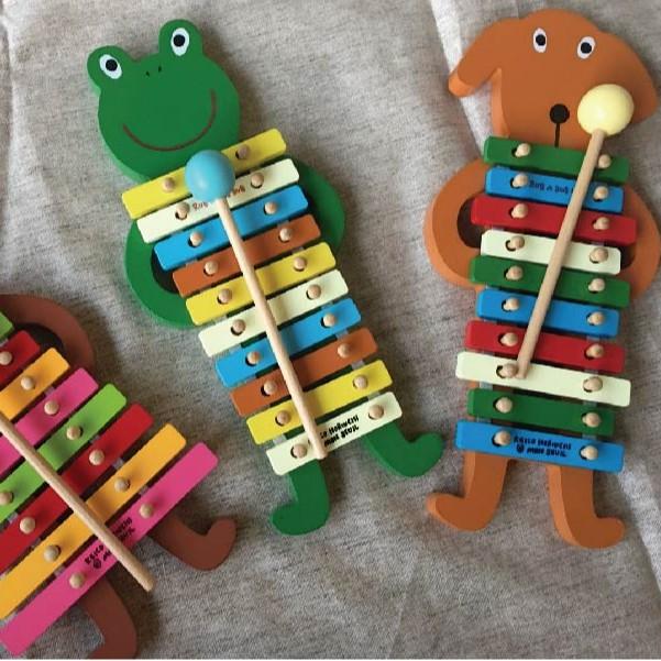 喜福好物嚴選∥日本RUB A DUB DUB 木琴/玩具木琴/兒童動物木琴