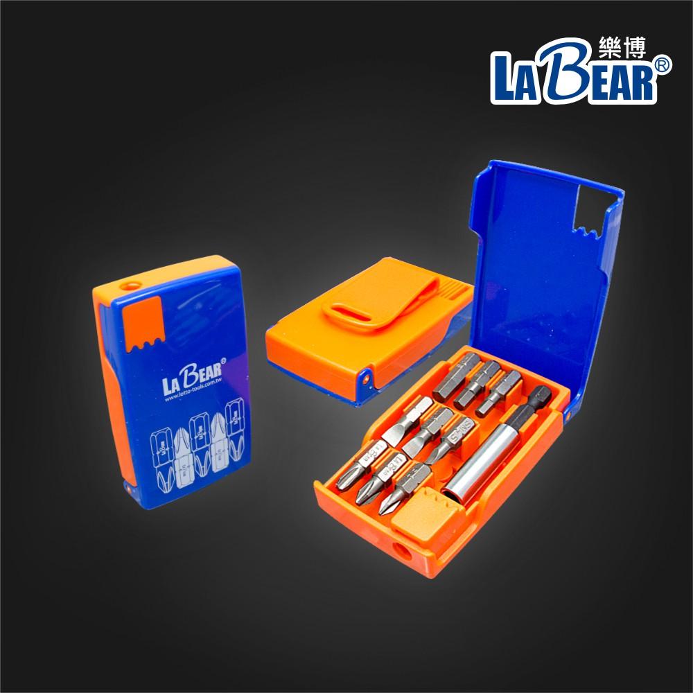 【LaBear】10pcs 隨身起子盒 迷你工具組 工具盒 台灣製