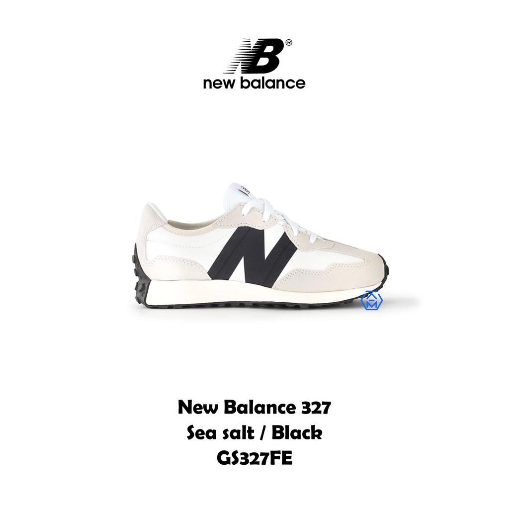 New Balance 327 NB327 海鹽 淺灰 黑 大N 運動 休閒 老爹鞋 GS327FE 327FE