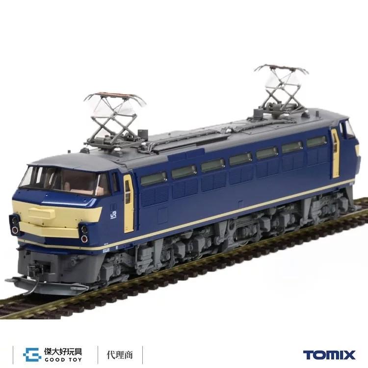 TOMIX HO-2012 電氣機關車 EF66 前期型新更新車