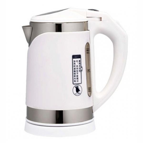 【鍋寶】隔熱不銹鋼快煮壺 KT-100-D(超取最多僅限一件)