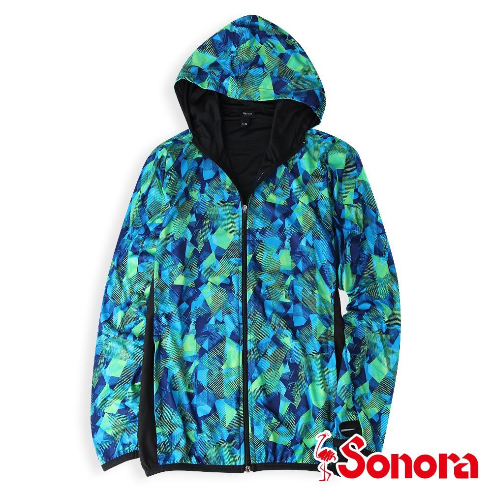 【SONORA 尚諾奈】MIT運動外套 - 男裝(綠色)