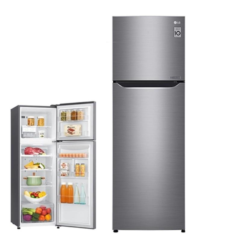 LG 樂金 315公升變頻雙門冰箱 GN-L397SV 含基本安裝