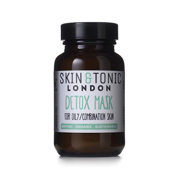 SKIN & TONIC 綠茶淨化面膜