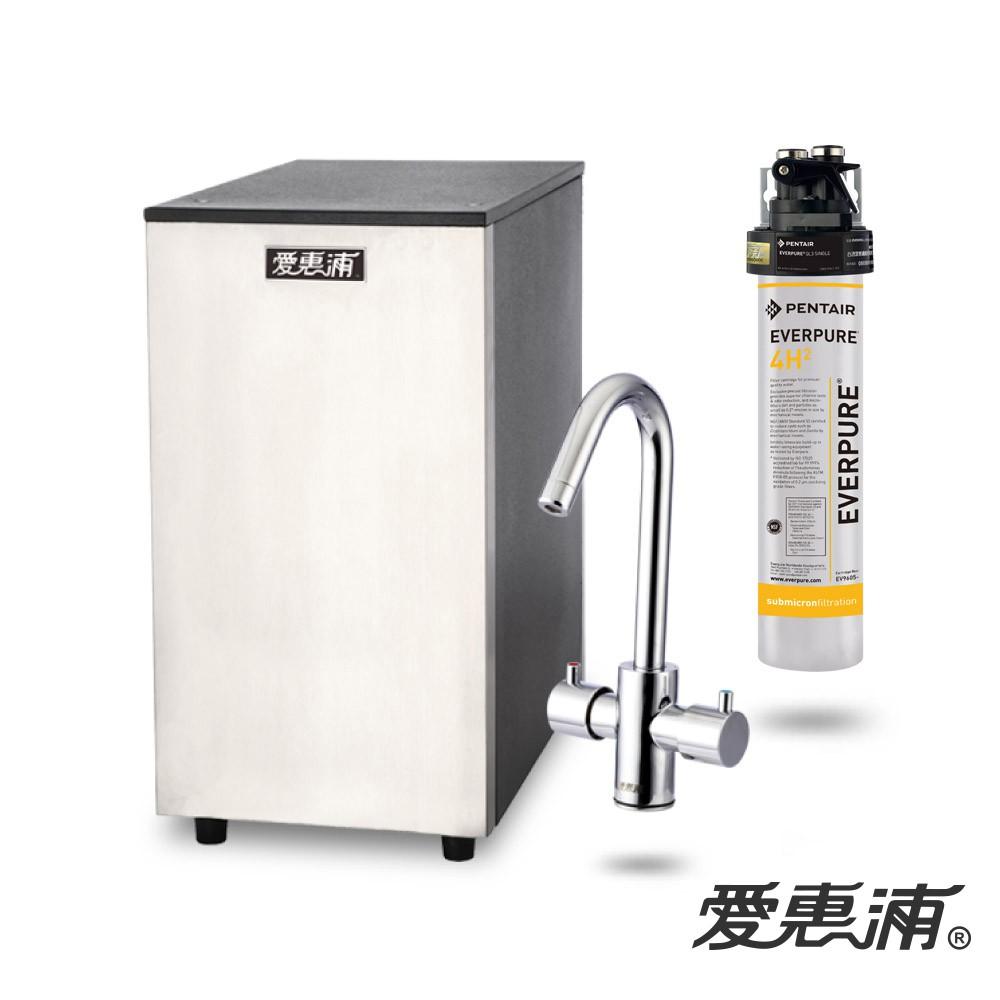 愛惠浦 雙溫加熱系統淨水設備 HS188+PURVIVE-4H2 (原廠技師安裝/刷卡分期0利率)