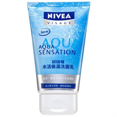 妮維雅 水活保濕洗面乳(100g)[大買家]
