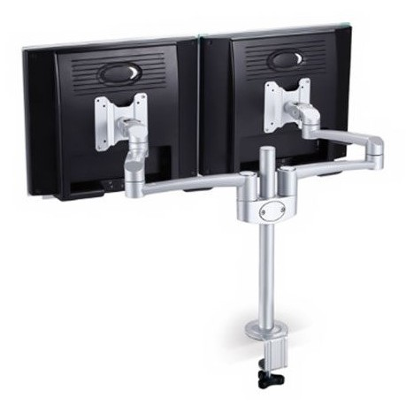 SPEEDCOM 昭暘 LA-820 15型-24型 桌上型 雙螢幕 支撐架 公司貨開發票