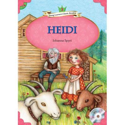 YLCR3:Heidi (with MP3)